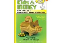 Kids and Money / Teaching children about money with practical money activities parents can use in the home.
