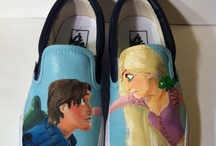 Shoes  / by Melissa A