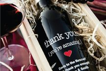 Thank You Etched Wines