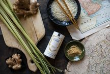 Essentials Line / Our herbs, spices and seeds are raised, sourced and packaged by the most responsible and elegant means available.