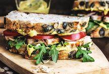 Sandwiches - Leckeres zwischen zwei Scheiben Brot