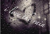 Dias de lluvia / Rainy Days / by Julia Alburquerque