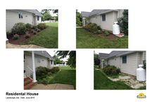 Landscape Division / Before and After pictures from our Landscape Jobs.  http://greenstreetgardens.com/landscaping/