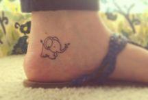 Small tatoo