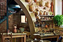Art studio / My dream, my art studio