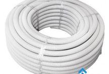 Ống luồn dây diện / Công ty chúng tôi chuyên phân phối, cung cấp, mua bán sỉ lẻ các loại ống luồn dây điện, nẹp điện, nẹp vuông, nẹp nhựa luồn dây điện, ruột gà luồn dây điện...LH 0946742929