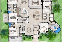 Planos casa de lago