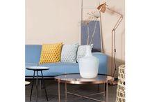 Nordic Living / Frisch, gemütlich und auch einen Tick romantisch, dieser Scandi-Style! Meint ihr nicht? ;) Wir zeigen euch, wie ihr eurem Wohnzimmer einen nordischen Look verpasst!