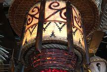 лампы тики