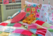 Bedrooms / by Cathy Green