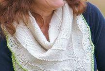 """Knit """"Neck Scarf"""