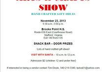 Vendors-Show flyers and Sites (VA MD) / Feel free to post vendor flyers for shows etc. to this Board.