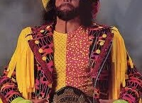 Macho Man Randy Savage. / One of my all time favourite wrestlers.