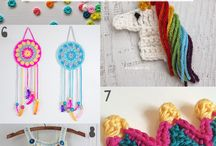 Crochet / Soo pretty and inspiring