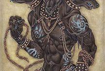 существа из мифологии