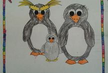 Preschool Penguins / by Naomi Ogao