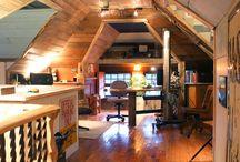 Attic Ateljee / My future office