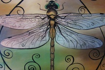 Dragonflies / by Denise Cimadon