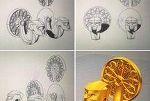Crazy Designs by Custom Rings
