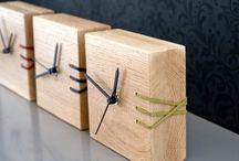 ideas para hacer relojes.
