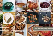 Food for Holidays / by Sheryl Notestine