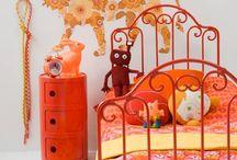 Children room * Orange