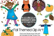 Fall Theme and Activities / Fall thematic fun for kindergarten math, reading, social studies, art, music, writing, and science.