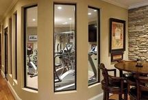 Decor - Inspiration - Exercise Rooms