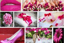 Kolorki na buciorki :) / Mozaiki kolorowe przedstawiające przykładowe aranżacje ślubne :) www.casani.pl