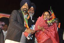 Harmeet Singh rally / Campaigning in favor of Harmeet Singh Kalka SAD-BJP Candidate from Kalkaji Vidhan Sabha Constituency