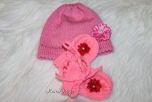 Doll knittings