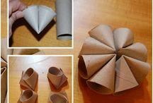 rollos cartón
