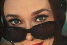 Beauty Icons / Audrey Hepburn