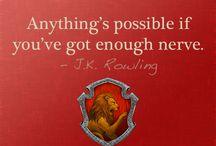 House Pride- Gryffindor!