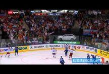 Чемпионату Мира по хоккею 2015 посвящается!
