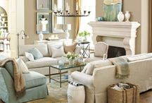 House decor -Living room / by Marggy Gabriel