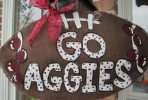 Cute Aggie Stuff / by Tracy Aggie
