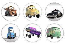 Etiquetas carros