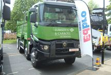 Lumsden & Carroll / Vehicle Supplied by Thompson Commercials Ltd to Lumsden & Carroll