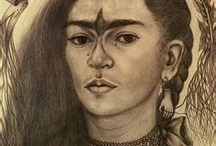 Viva La Frida! / by The Waking Artist