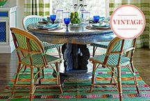 dining areas / by Kristin Walters