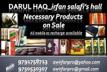 darul haq / necessary products on sale
