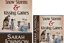 Book: Snow Storms & Kissing Games / Discover all the fanciful books and images that inspired a scene, or even just a sentence, in my book Snow Storms & Kissing Games.