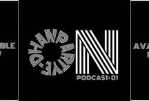 ON (Podcasts) / Music, friends, celebration, peace. Party, noise, kiss, love, night. New Podcasts, E-Dhan Party - ON Available now!