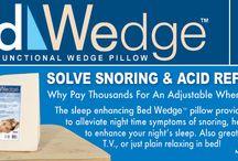 Bedroom Sleep Accessories / Accessories To Help You Get A Great Night's Sleep!