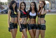speedway girls