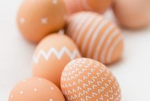 Easter  eggs inspirations / Easter eggs