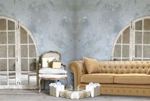 Serene & Quartz / The pantone colours of the year and how you could use them in  your home and other interior spaces