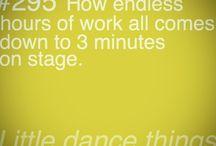 dance words!
