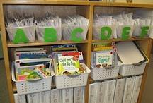 classroom organization / by Carla Dollar